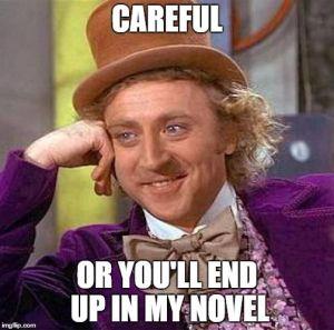Wonka Careful